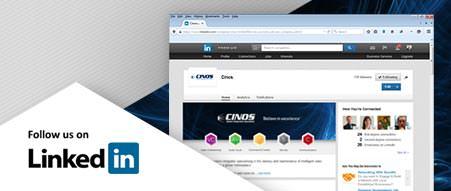 Follow Cinos on LinkedIn