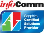 InfoComm International Sapphire CAVSP