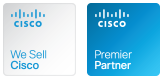 Cinos are a Cisco Premier Certified Partner