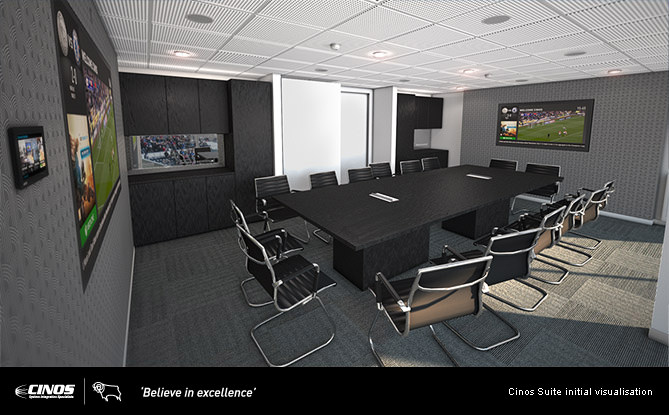 Cinos Suite Visualisation