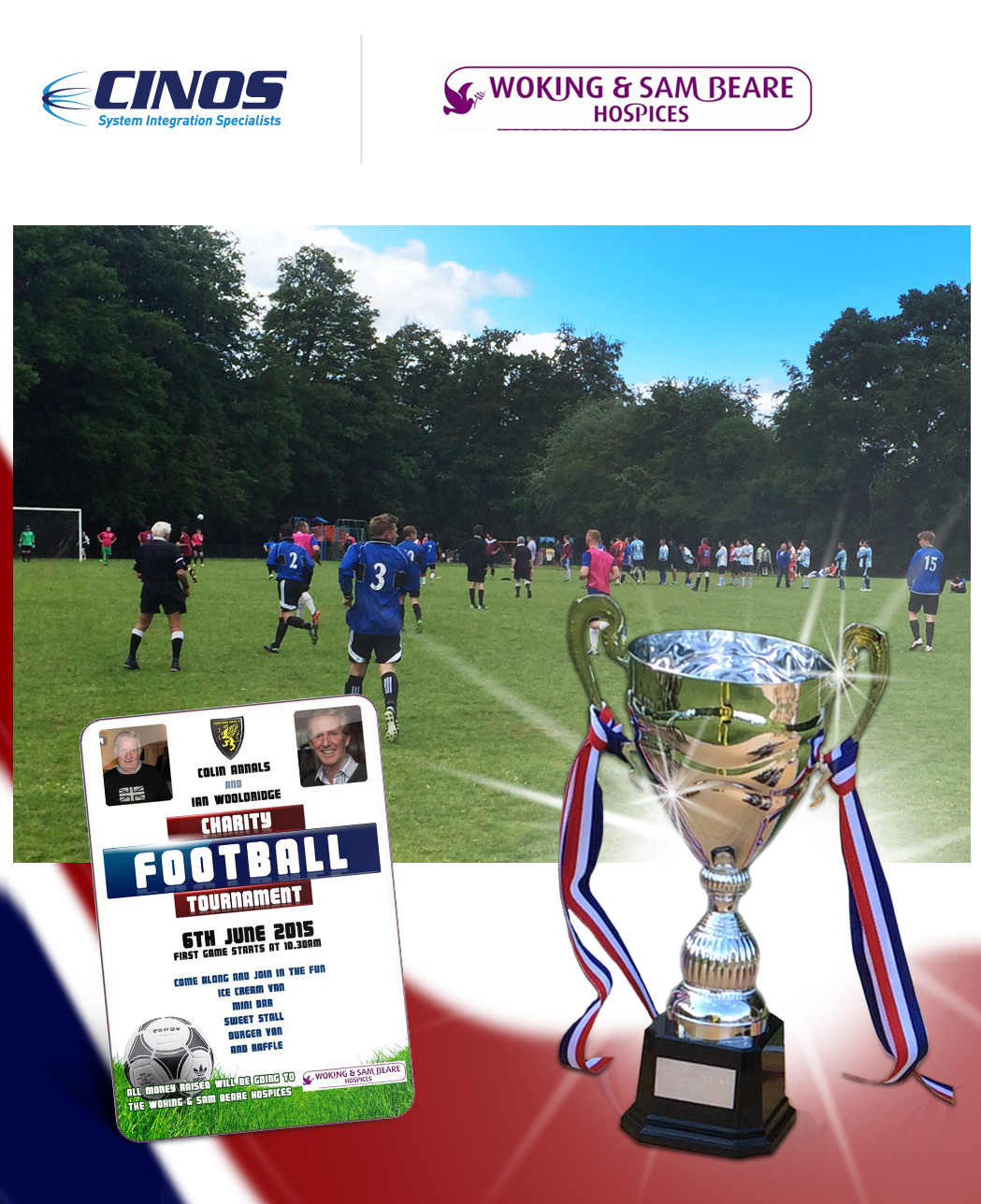 Windlesham Utd Charity Tournament