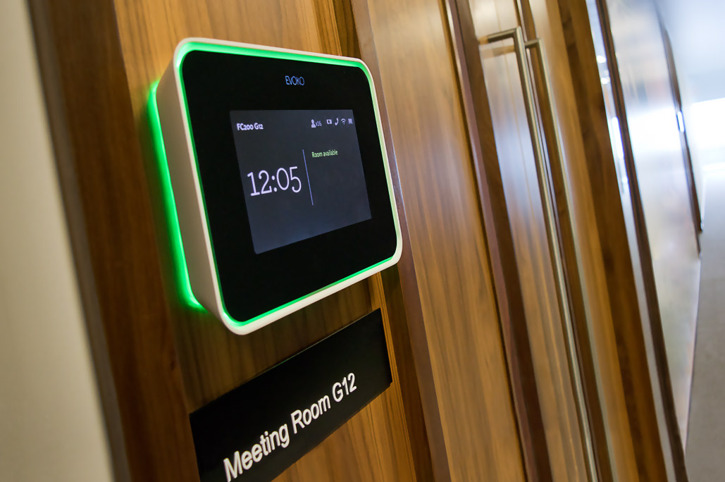 Evoko Room Booking System