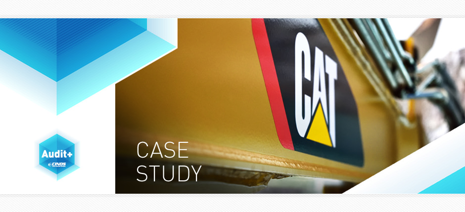 Caterpillar Audit Plus Site Survey