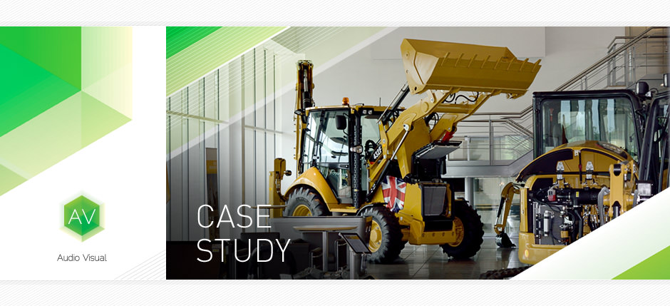CAT Audio Visual Case Study