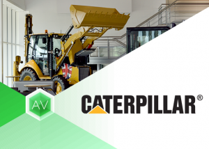 Caterpillar AV Case Study | Cinos