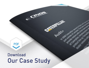 Download the Caterpillar Audit Plus Case Study pdf