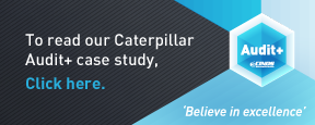 Read our Audit+ Case Study for CAT