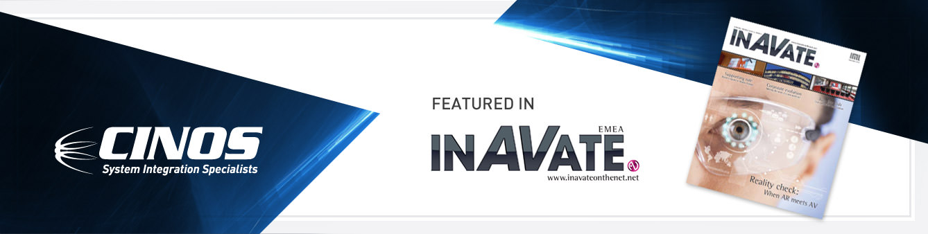 InAvate New Feature - Cinos