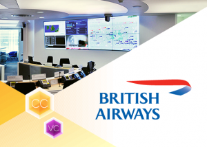 British Airways Command & Control Case Study | Cinos