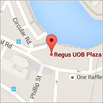 Cinos Singapore Office Location