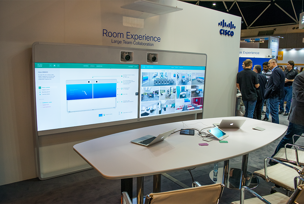 The Cisco Room Experience