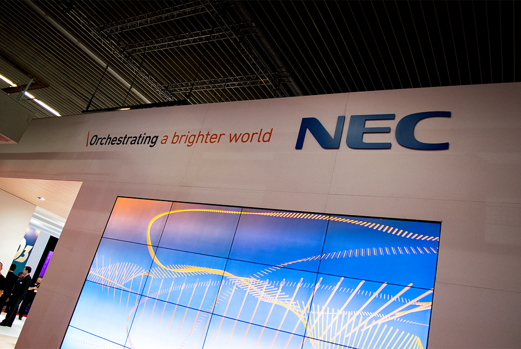 The NEC Stand