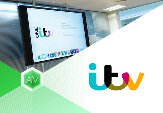 ITV AV Case Study | Cinos