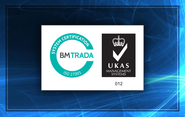 Cinos achieve ISO 27001:2013 certification