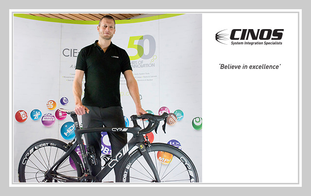 CIE-Group Bike Winner | Cinos