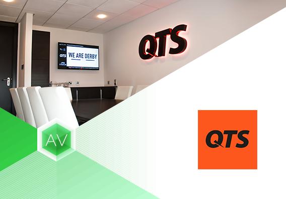 The QTS Box at DCFC | Cinos