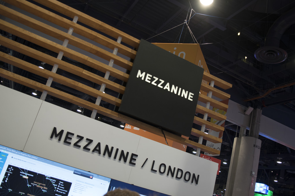 Mezzanine from Oblong Industries | Cinos