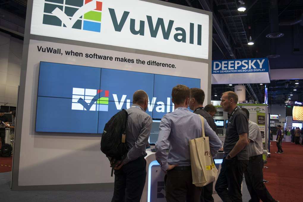 VuWall at InfoComm 2016 | Cinos