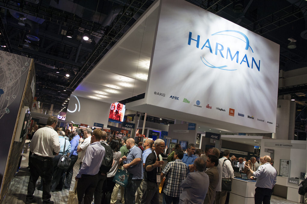 HARMAN at InfoComm 2016 | Cinos
