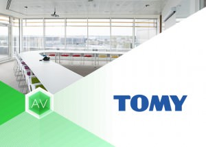 Tomy Audio Visual Case Study