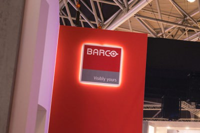 Barco Stand ISE 2017