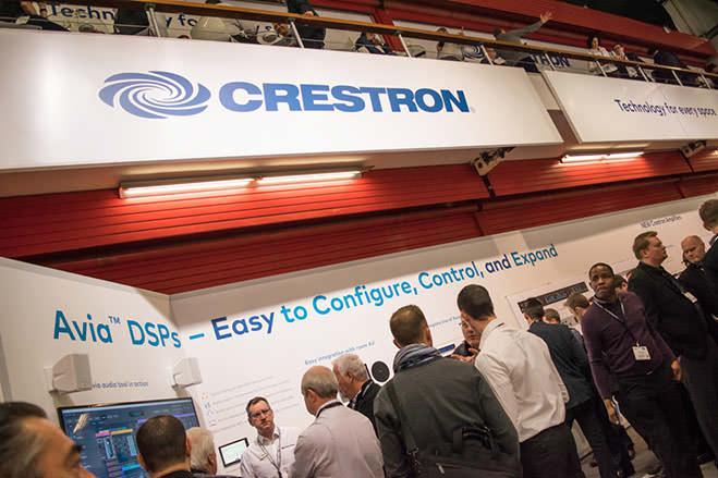 Crestron Avia DSPs