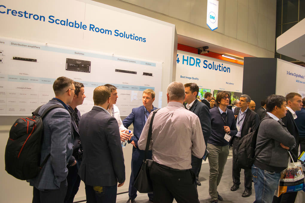 Crestron Scalable Room Solutions