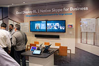 Crestron Skype for Business Meeting Room System