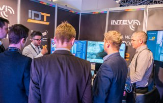 Intevi Digital Television at ISE 2017