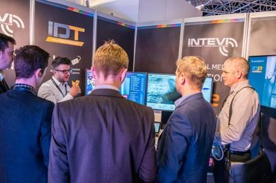 Intevi Digital Television at ISE 2017