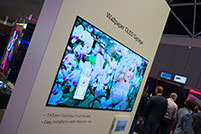 LG Wallpaper OLED Signage