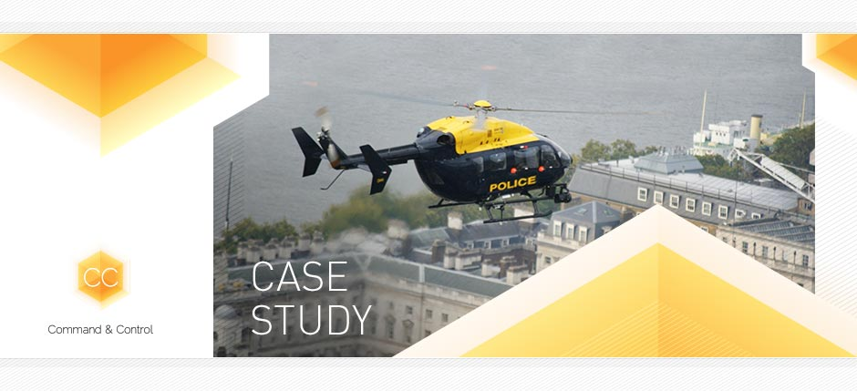 Air Support Command & Control Room Case Study