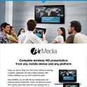 Download the Crestron AirMedia Brochure