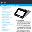 Download the Crestron Mercury Datasheet