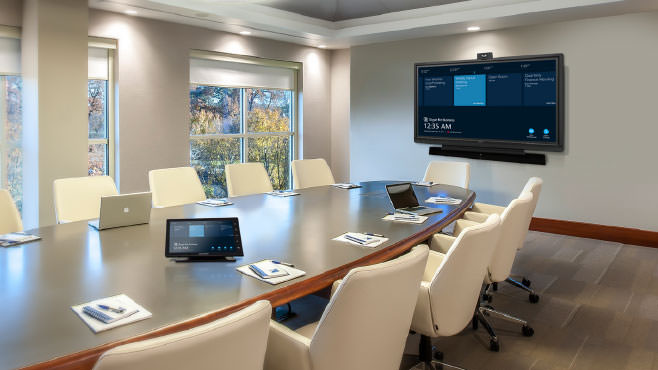 Crestron RL 2 Skype for Business Room Solution