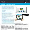 Download the Crestron AirMedia datasheet