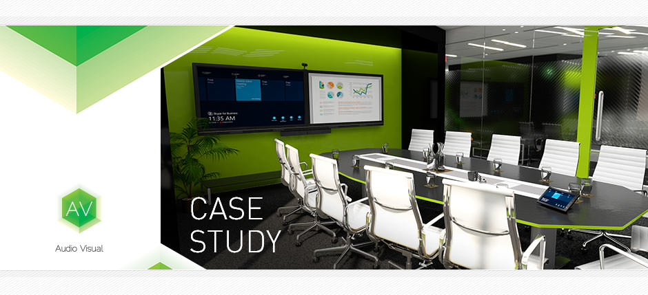 Crestron Technology Suite Case Study