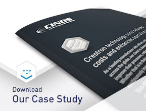 Download our Crestron Case Study