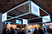 The Cisco Stand at ISE 2018