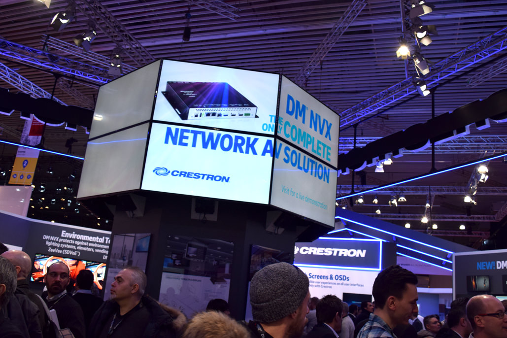 Crestron Networked AV