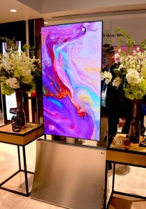 LG Digital Signage for Retail