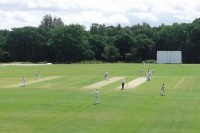 Cinos donate Sonos sound system to Valley End Cricket Club