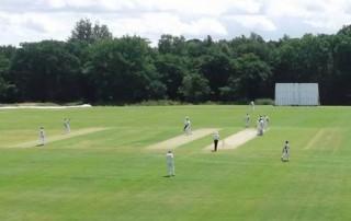 Cinos donate Sonos sound system to Valley End Cricket Club