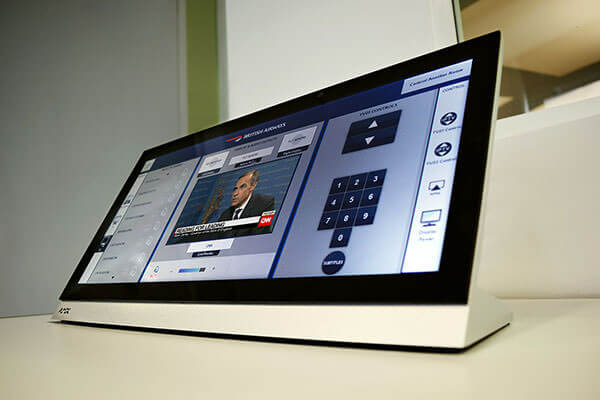 "The AMX 20.3"" Modero X Series Touch Panel"
