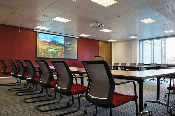 Divisible Meeting Room