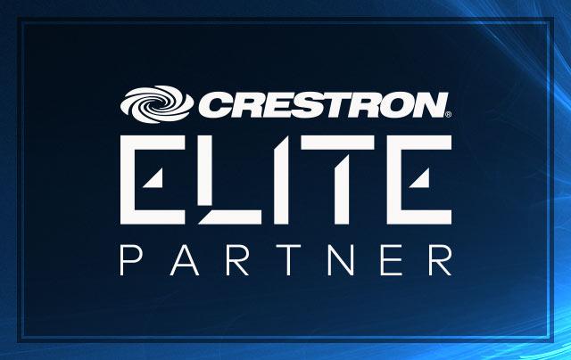 Cinos are a Crestron Elite Partner