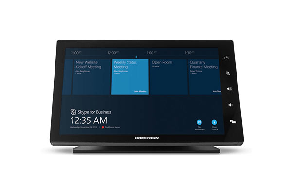 Crestron RL 2 Skype for Business Meeting Room Integration