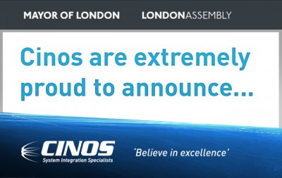 Cinos awarded National Police and Emergency Services Framework Agreement