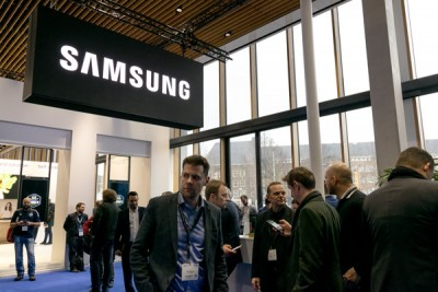 Samsung Stand ISE 2019
