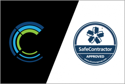 Cinos Extend SafeContractor Accreditation